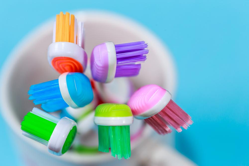 The Toothbrush - your at home weapon in the fight against cavities.